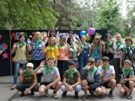 летний оздоровительно-трудовой лагерь Истоки 2015