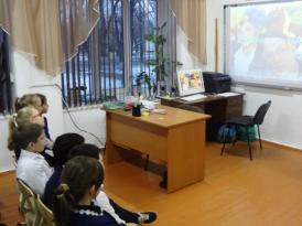 Мероприятие в школе к Международному Дню инвалида