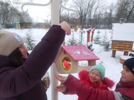 -акция Покорми птиц зимой (2)