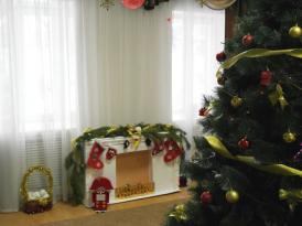 Новогодние декорации