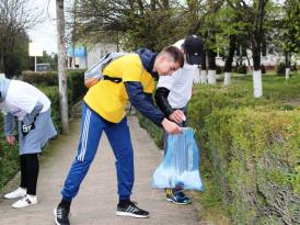 акции «Сохраним природу Ставрополья»