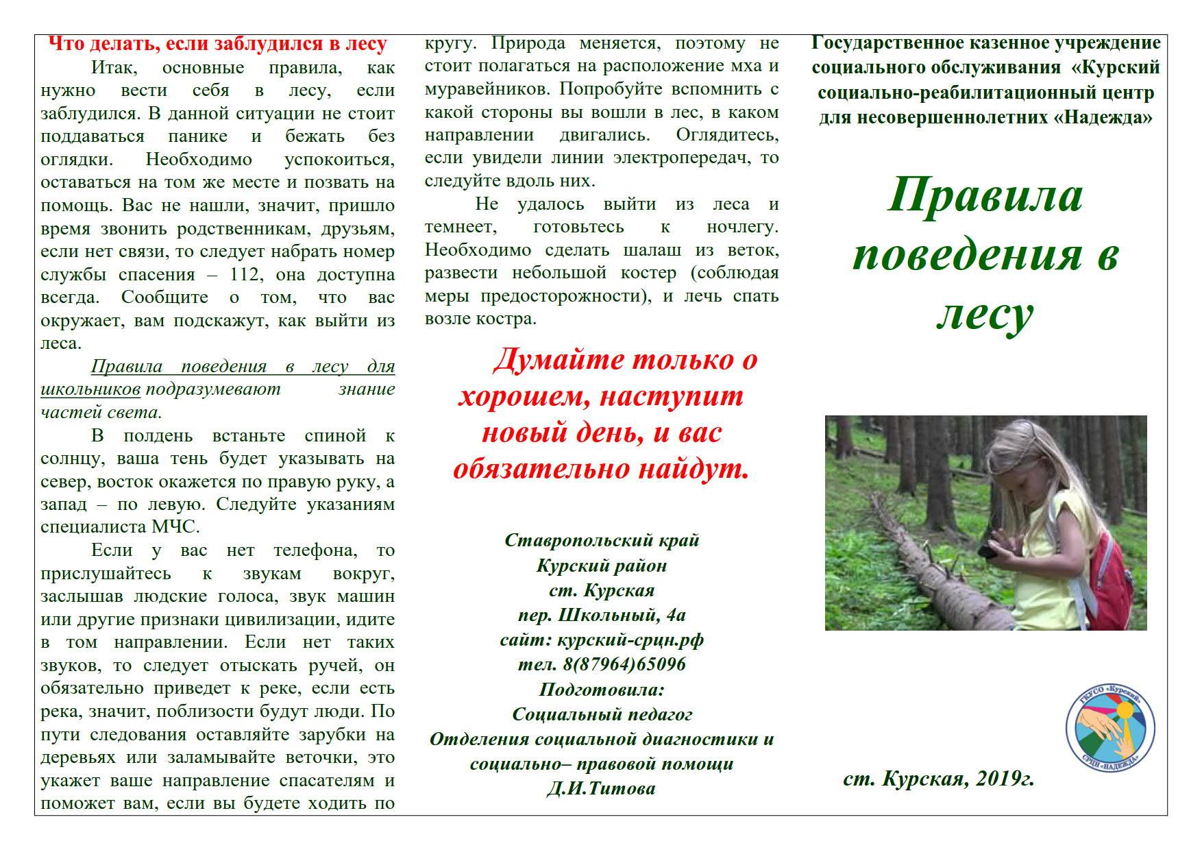 Буклет_правила_поведение_в_лесу_2