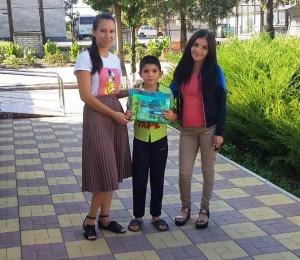 Собери ребенка в школу